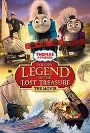 Watch Free Thomas Friends: Sodors Legend of the Lost Treasure (2015)