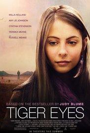 Watch Free Tiger Eyes (2012)