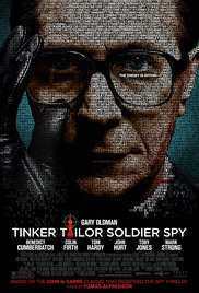 Watch Free Tinker Tailor Soldier Spy (2011)