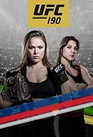 Watch Free UFC 190 Rousey vs. Correia