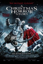 Watch Free A Christmas Horror Story (2015)