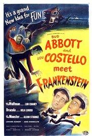 Watch Free Abbott and Costello Meet Frankenstein (1948)