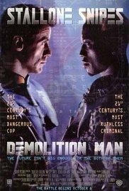 Watch Free Demolition Man (1993)
