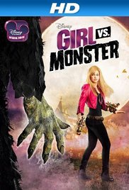 Watch Free Girl Vs Monster (TV Movie 2012)