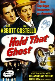 Watch Free Hold That Ghost (1941)
