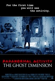 Watch Free Paranormal Activity: The Ghost Dimension (2015)