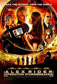 Watch Free Alex Rider: Operation Stormbreaker (2006)