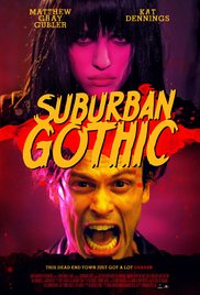Watch Free Suburban Gothic (2014)
