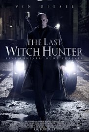 Watch Free The Last Witch Hunter (2015)