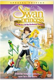 Watch Free The Swan Princess: The Mystery of the Enchanted Treasure (1998)