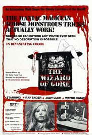 Watch Free The Wizard of Gore (1970)