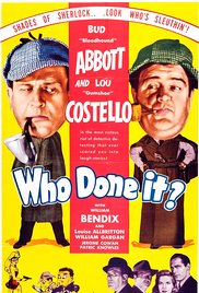 Watch Free Who Done It (1942)