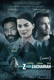 Watch Free Z for Zachariah (2015)
