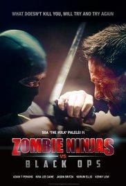 Watch Free Zombie Ninjas vs Black Ops (2015)