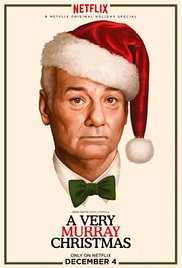 Watch Free A Very Murray Christmas (2015)