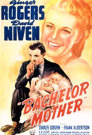 Watch Free Bachelor Mother (1939)