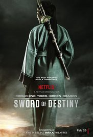 Watch Free Crouching Tiger, Hidden Dragon: Sword of Destiny (2016)