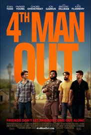 Watch Free 4th Man Out (2015)
