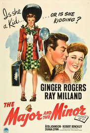 Watch Full Movie :The Major and the Minor (1942)