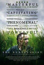 Watch Free The Survivalist (2015)