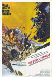 Watch Free Von Ryans Express (1965)