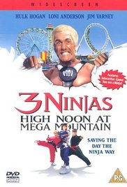 Watch Free 3 Ninjas: High Noon at Mega Mountain (1998)