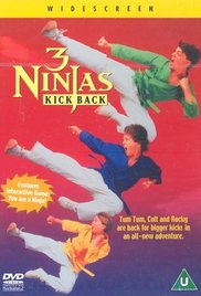 Watch Free 3 Ninjas Kick Back (1994)