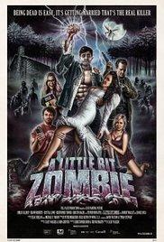 Watch Free A Little Bit Zombie (2012)