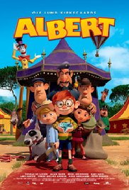Watch Free Albert: Up, Up And Away! (2015)
