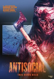 Watch Free Antisocial (2013)