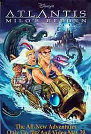 Watch Free Atlantis: Milos Return (2003)