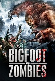 Watch Free Bigfoot Vs. Zombies (2016)