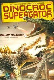 Watch Free Dinocroc vs. Supergator (2010)