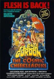 Watch Free Flesh Gordon Meets the Cosmic Cheerleaders (1990)