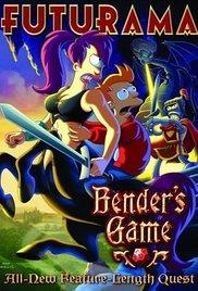 Watch Free Futurama: Benders Game (Video 2008)