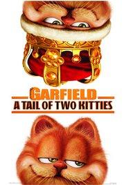 Watch Free Garfield: A Tail of Two Kitties (2006)