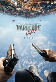 Watch Free Hardcore Henry (2016)