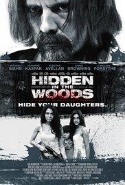 Watch Free Hidden in the Woods (2014)