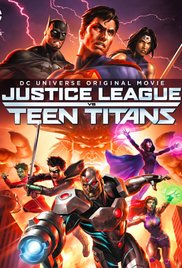 Watch Free Justice League vs. Teen Titans (Video 2016)