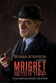 Watch Free Maigret Sets a Trap (TV Movie 2016)