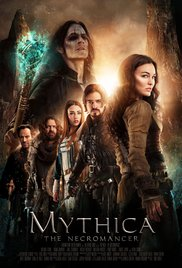 Watch Free Mythica: The Necromancer (2015)