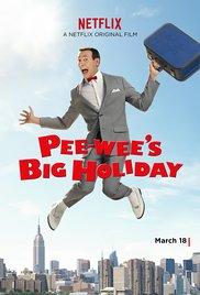 Watch Free Peewees Big Holiday (2016)