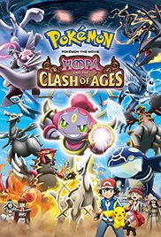 Watch Free Pokemon the Movie: Hoopa and the Clash of Ages (2015)