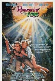 Watch Free Romancing the Stone (1984)