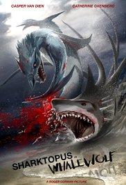 Watch Free Sharktopus vs. Whalewolf (TV Movie 2015)