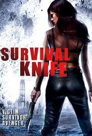 Watch Free Survival Knife (2016)