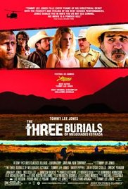 Watch Free The Three Burials of Melquiades Estrada (2005)