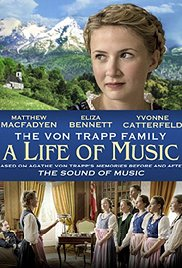 Watch Free The von Trapp Family: A Life of Music (2015)
