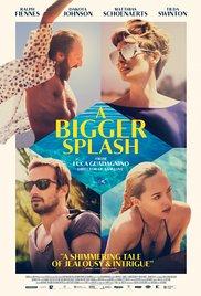 Watch Free A Bigger Splash (2015)