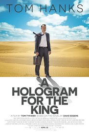 Watch Free A Hologram for the King (2016)